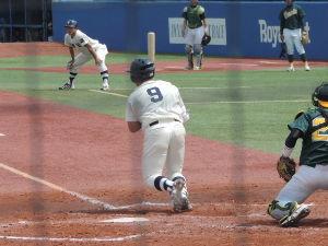 栄光の攻撃野球・東洋大学硬式野球部 東都大学野球春季リーグ 第二週二回戦第一試合  東洋010 001 430  9  H10 E0 中