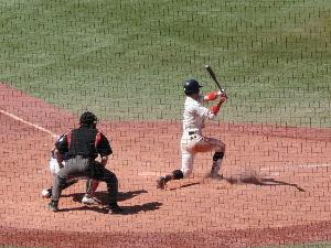 栄光の攻撃野球・東洋大学硬式野球部 東都大学リーグ戦最終週、第2回戦  日本000 100 001  1 H4 E1 B0 東洋603