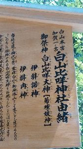 70才以上の部屋ですよ。 白山ひめ神社~姫好きでしょうが、ちょっと違うんだわ!