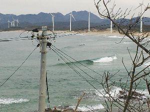 岡山のサーファーの方へ 昨日は、島根でマッタリサーフでした。  しばらく鳥取行ってないなぁ。