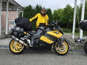 孤独ライダー復活 皆さん、如何なのか??  私は今年も、北海道ツ-へ行って参りました  今は、来年に向けてせっせと貯蓄