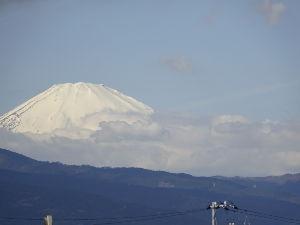 ながれながれて〜 昔? カシも富士山の画像を載せていたことがあった^^ 最近は何故か?景色に限らず花の画像を載せること