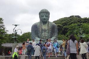 奥多摩ファン集合! 【鎌倉源氏山に行って来ました】 6月16日(土)北鎌倉駅を4人で10時スタート、晴れ間も覗いていまし