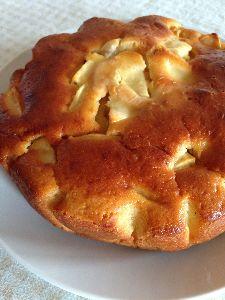 鴎のお料理部屋 通称 ヨーグルトポムポム  ホットケーキミックス 200g リンゴ  1個半 砂糖      大3