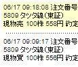 5809 - タツタ電線(株) タツタ電線で儲かる方はいらっしゃいません! 割高戻しの支援を上手く活用できない限り儲けることは不可能