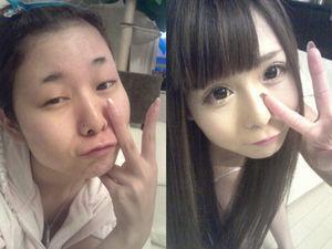 7751 - キヤノン(株) 詐欺写(さぎしゃ) カメラアプリで、本人とは、まるで別人のような美形女子にしてしまう!! いまどき女