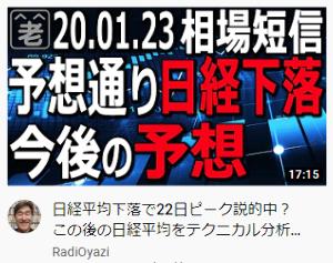 7751 - キヤノン(株) きのうが、ピークだと断言しておった、老Tuber、ラジオヤジ!!