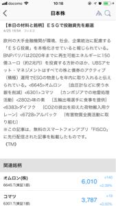 6383 - (株)ダイフク 環境にも良い、  ダイフクのマテハン(`・∀・´)‼️