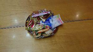 3344 - (株)ワンダーコーポレーション 画像は必要ないと思いますが、茶菓子の写真はこういう感じです