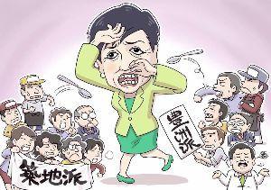 築地市場移転問題 ★ 5月に予想される東京都知事選挙を控えて・・・
