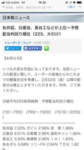 1808 - (株)長谷工コーポレーション さっき気づきました。 昨日のY!ファイナンスのニュース記事になってました。  長谷工は、日経225採