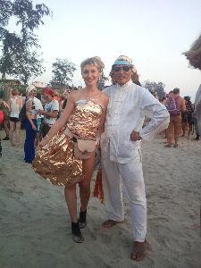 バンコクで一人暮らし始めました まだまだビーチで楽しんでます ✌ てゆーか THVM ▶ERS 行きのチケット取れて 来月は KUL