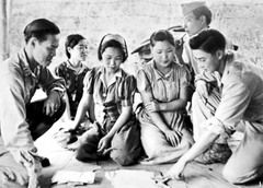◆ People of God ◆神の民 日本軍の慰安所に           マクドナルドの店員が・・・      これは、韓国の「女性家族