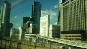 雑談ですが、何か!!! 今日は14時頃の東京発のぞみで新神戸駅に。 二人面接をしてトンボ帰りです。