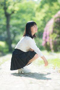 「女性タレント」「女優」について語ろう 徳島市の中学2年生・丸山純奈(まるやま すみな)さん(13)が、5月5日午後7時からテレビ朝日系で放