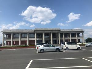 6033 - (株)エクストリーム 渋沢栄一記念館(´・ω・`)  田舎に謎に包まれた建物があって いい感じです