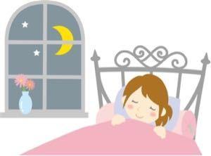 びっくり箱 おやすみなさい.+*:゚+。.☆.+*:゚+。.☆