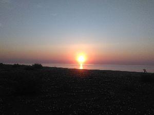びっくり箱 ヤッパ海最高😃⤴⤴ 浜辺にてナウ