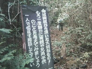 3691 - (株)リアルワールド なんや、もう樹海行きおんのか?
