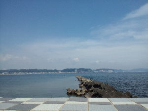 楽しく行こっ♪ どこが訂正されたの? まさか 。←ここ?   海を見ると思い出す友人が居るの(*^^*)