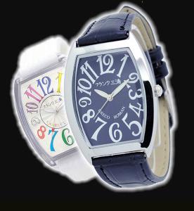 ニュース textream 『フランク三浦』の勝訴確定。 最高裁がフランク・ミュラーの上告を退ける。  スイスの高級時計「フラン