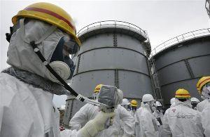 ニュース textream やはり放射能汚染水を…海に捨てるのね?
