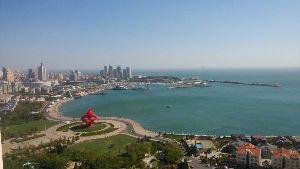 中国青島に行ったことありますか? 青島浮山湾