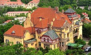 中国青島に行ったことありますか? ドイツ建築遺跡
