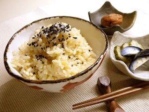 ☆☆究極の暇つぶし・画像しりとり☆☆ 玄米ご飯  →は  おはようございます