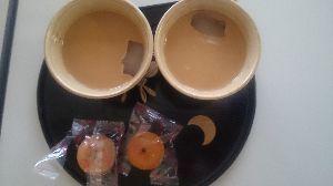 (*_*(゚。゚) あら、あら・・・・・ 帰宅🏠🚗💨  雨☔雨☔ですから  ごみ出しXXXX  金曜日、だします  添付📎喫茶  (*_*)(