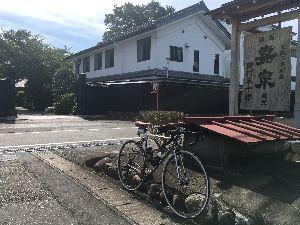OO 自転車に乗ろう3 OO いよいよ会津ツアーは来週でーすo(^_-)O  ということで、今日は突然秋めいた爽やかな天気になった