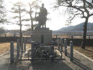 OO 自転車に乗ろう3 OO みなさーん、お久ですm(._.)m  今日は、今年の初ラン! 8時45分に家を出て、玉川上水沿いに拝