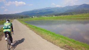 OO 自転車に乗ろう3 OO ポタの後は・・・当然温泉!?  大混雑の千本松牧場に昼過ぎから温泉入ってる物好きはいないとおもい、、