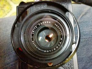 ライカ好きな方々... ライカ好きの皆さんに質問です。。。。 このカメラ+レンズに値段をつけるならいくらですか??