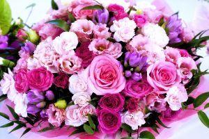 星空に詩 花が好き たくさんの花