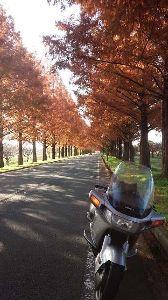 プチツーリング大阪北摂 こんにちは。 もう冬で走る機会も少なくなってきましたね。 時間が合えば走りましょう! って、もう年内