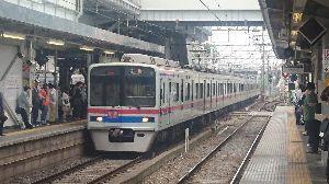 鉄道写真投稿 京成津田沼