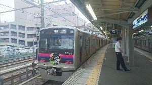 鉄道写真投稿 京成ナイターヘッドマーク
