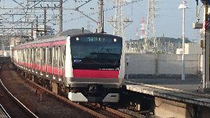 鉄道写真投稿 京葉線