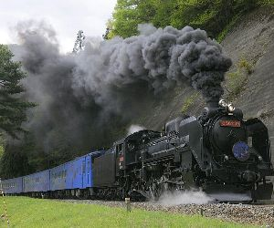 鉄道写真投稿  釜石線大松カーブにて~