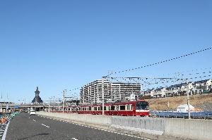 鉄道写真投稿 印西スマイルマラソン×京急