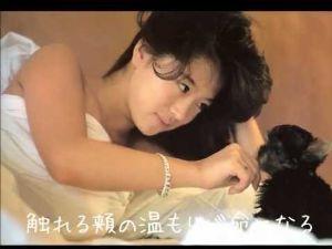 ♥歌姫伝説♥ TV・CM・バラエティ・コント・歌のトップテン等  DESIRE-情熱 夜のヒットスタジオ1986.