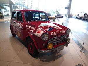 7201 - 日産自動車(株) ミニクーパーの様な  ダットサン⁇