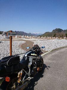 刀 元気ですか! 南相木ダムに行って来ました。 とても綺麗な場所です。