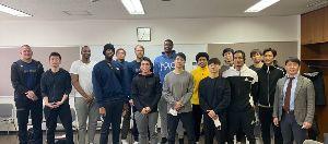 2464 - (株)ビジネス・ブレークスルー 2021年02月25日 お知らせ BBT、プロバスケットボールチームの横浜ビー・コルセアーズへ人材育