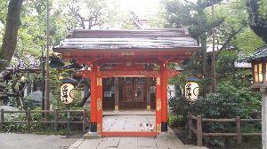 ☆いろはにこんぺいと☆ >愛宕神社ってあちこちにありそうだけど  どこのへんだろ?  んーとね  我が家の庭に  東京タワー