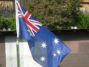 クロネコのNISA(ニーサ) 〔はたの交換〕  投票は期日までに!!  わが村のオーストラリア領事館: