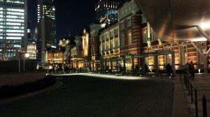 友よ 再トライ写真のアップ!!  東京駅の写真 見慣れた方には珍しくもないでしょうが…&he