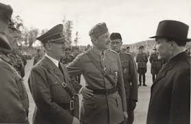 野田副大臣、将来の総理に期待する。 独ソ不可侵条約を結んだソ連の大軍がフィンランドに侵攻。当時の内閣は総辞職し、リュティを首相とする挙国