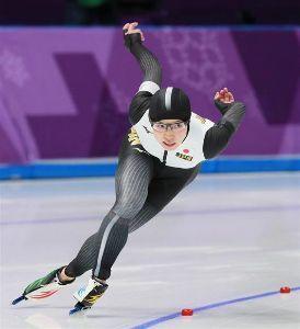喫茶屋台「一服汁」 平昌冬季五輪は大会第10日の18日、江陵オーバルでスピードスケート女子500メートルを行い、小平奈緒